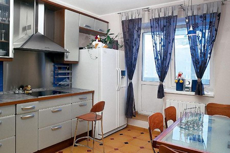 Кухня в комнате своими руками
