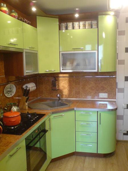 Дизайн кухни 5 5