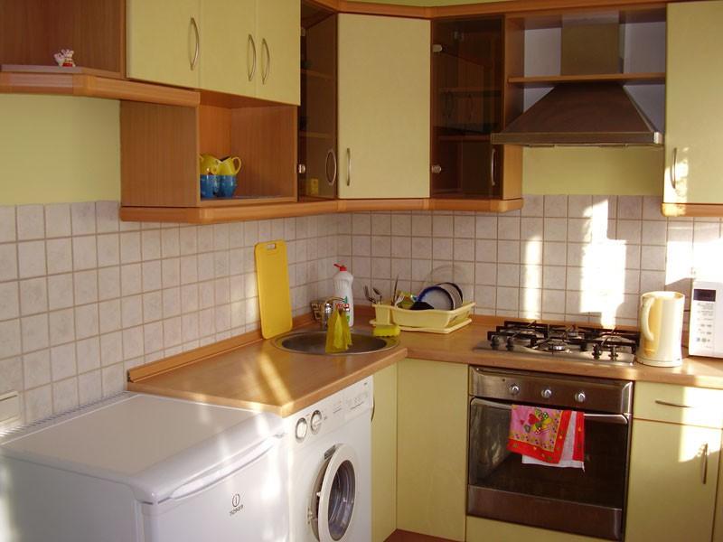 Дизайн кухни в панельных домах 9 кв.м