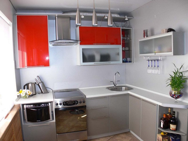 Уютная кухня в доме фото