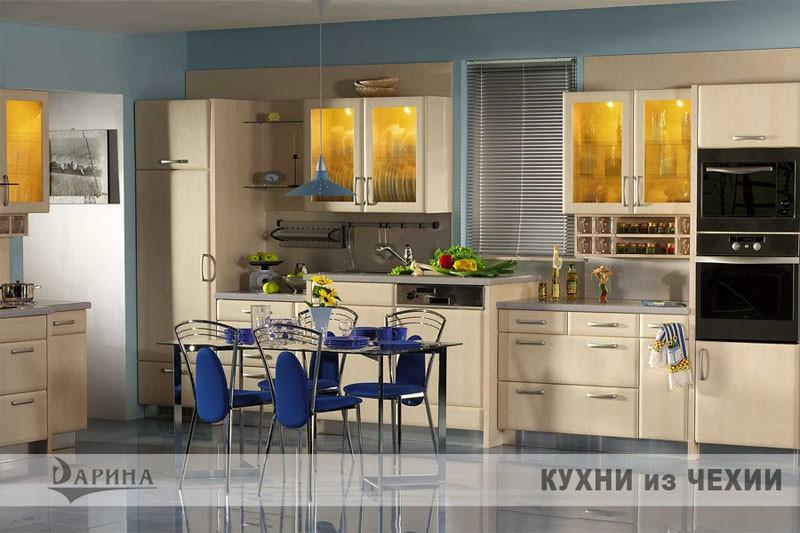 Чешские кухни дизайн