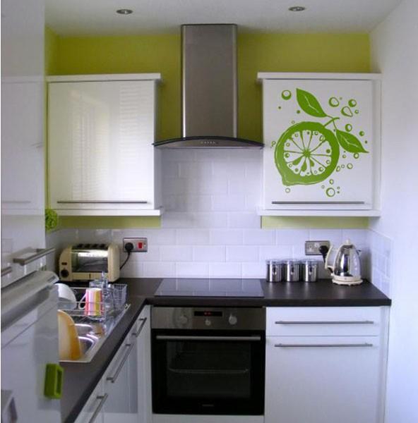 Дизайн кухни 4кв метра
