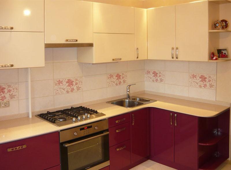Дизайн кухни фото на 9 кв.м