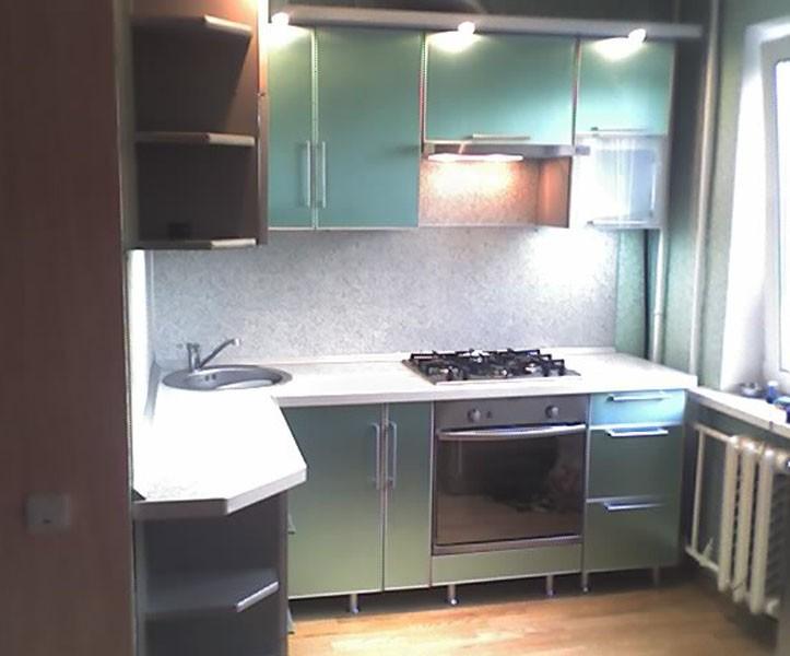 Дизайн кухонь 5.5 кв.м