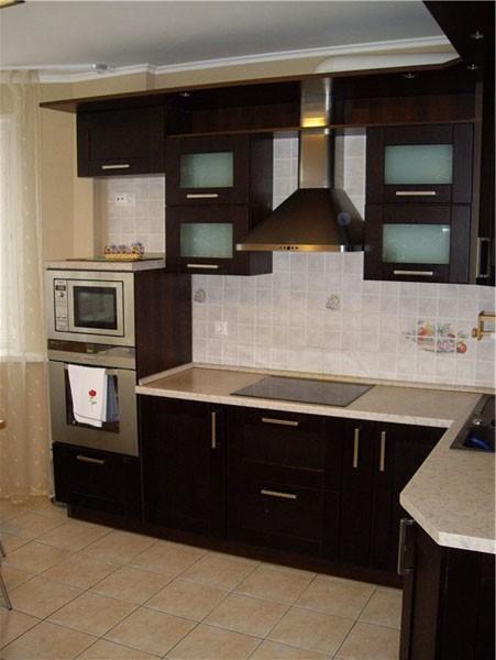 кухни угловые 9 м кв фото