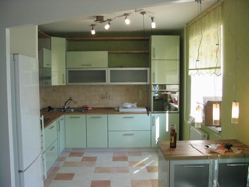 Кухня интерьер 5 кв м