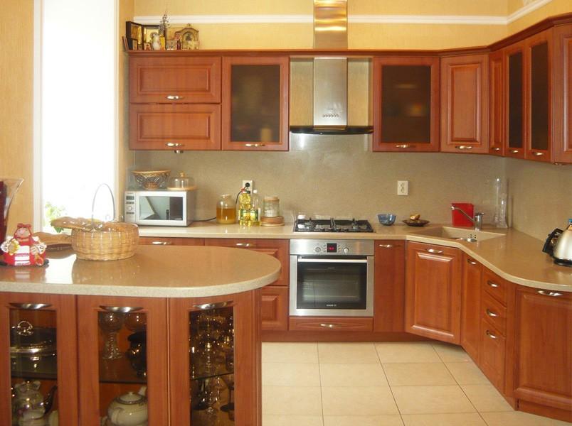 Кухни 8 кв м фото дизайн кухни с