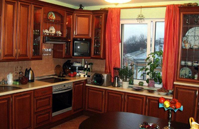 Дизайн кухни 3 на 4 метров фото